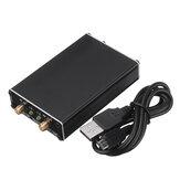 Analisador de espectro Geekcreit® USB LTDZ 35-4400M Fonte de sinal com módulo de fonte de rastreamento Ferramenta de análise de domínio de frequência de RF com revestimento de alumínio