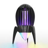 BlitzWolf® BW-MLT2 Electronic Mosquito Killer RGB-licht gecombineerd met UV-licht kan 1200-1600V stroomnet aantrekken zonder vervuiling, straling en ruis