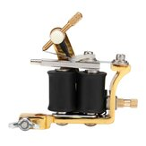 CNC Carved Brass Alloy Tattoo Machine Part Frame For Shader Liner for 32mm Coils