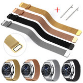 Milanese Loop Mesh Metal Watch Band Strap For Samsung Gear Frontier/ Classic S3
