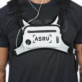 ASRV 600D Oxford Doek Tactische Borsttas Waterdichte Reflecterende Running Vest Tas Telefoon Tas Portemonnee Outdoor Camping Reizen
