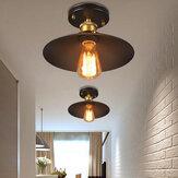 E26 / E27 Luz de teto industrial Pingente Lâmpada de fixação Home Living Room Decor