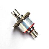 ترقية Wltoys المعدنية التفاضلية 124018 124019 144001 RC قطع غيار السيارات