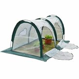 200x100x100cm Mini Greenhouse Home Outdoor Flower Plant Gardening Winter Shelter Cover