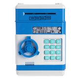 Bancomat Password Denaro Scatola Mini codice di sicurezza Monete chiave Risparmio di denaro Salvadanaio Salvadanaio Giocattoli creativi per bambini