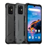 UMIDIGI BISON Pro IP68&IP69K Waterproof NFC Helio G80 Android 11 5000mAh 8GB 128GB 6.3 inch FHD+ 48MP AI Triple Camera 4G Rugged Smartphone