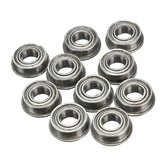 10PCS MF84ZZ LF840ZZ 4x8x3mm شفة اضعا الكرة