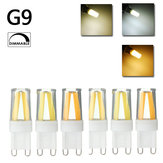 Mini Dimmab G9 LED Silicone Crystal COB Home Lighting 360 Degree Light Bulb 110V