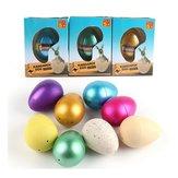 1 Pc Grande Engraçado Mágica Crescendo Ovos de Incubação Natal Criança Novidades Brinquedos Presentes