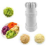 Garlic Master Press Crusher Chopper Slicer Cutter Garlic Grinding Ginger Manual Grater Kitchen Gadge
