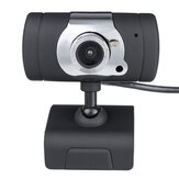 Completo HD 720P PC Laptop Cámara USB 2.0 Cámara web Video llamada Web Cam W / Micrófono Cámara