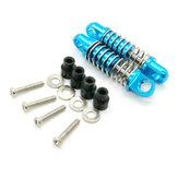 2PCS Wltoys 1/28 Atualizados Amortecedores de Metal K969 K989 K999 P929 RC Peças de Carro