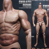 1/6 Scale Action Figure Male Nude Muscular Body 12