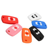 2 Button Silicone Fob Remote Key Case Shell For BMW 1 2 3 5 7 Series F10 F20