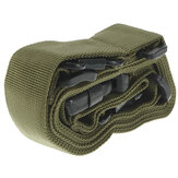 EDC sangle 3 points à trois points sangle tactique multi-fonction sangle réglable Clip Airsoft Strap