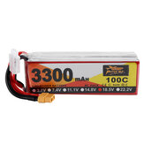ZOP Power 18.5V 3300mAh 100C 5S Lipo Batteria XT60 Plug per RC Racing Drone