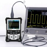 MUSTOOL MDS120M Professional Digital Oscilloscope 120MHz Analog Bandwidth 500MS/s Sampling Rate 320x240 LCD Screen Support Waveform Storage with Backlight