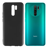 Bakeey Pudding Frosted Shockproof Ultra-thin Non-yellow Soft TPU Protective Case for Xiaomi Redmi 9 Non-original