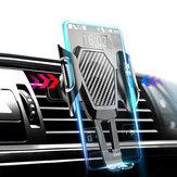 FONKEN Air Vent Łączenie grawitacyjne Automatyczna blokada Uchwyt samochodowy na telefon 4,7 cala - 6,0 cala Smart Phone