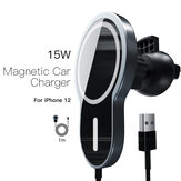 Bakeey Magsafe Fast Charging Air Vent Car Charger Phone Holder Stand Mount Support Magsafe for iPhone 12 Series
