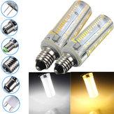 E17/E11/E12/E14/BA15D/G4/G9 3.5W 152 SMD 3014 Dimmable Warm White/White Corn Light Lamp AC220V