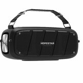 HOPESTAR-A20 55W 6000mAh battery bluetooth Speakers Equipped with microphone Super Bass Stereo with Strap FM Radio Aux TF USB  Subwoofer Music Player Sound System Boombox  Charging Mobile Devices