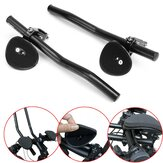Universal Bicycle Alloy Resting Support Bracket Rest Bike Handlebar Clip On Tri Bars Cycling Accessories
