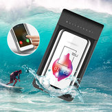 PVC Universal Waterproof Phone Bag Swimming Pouch Dry Bag For 5.0-6.1 Inch Smart Phone iPhone XS Samsung Galaxy S10