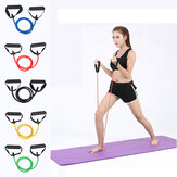 10/15/20/25/30LB Resistance Bands Workout Full Body Exercise Stretch Drawstring Body Shaping Yoga Fitness Equipment