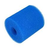 Cartucho lavável reusável da esponja da espuma do filtro da natação Piscina para Intex Tipo H