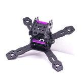 URUAV Cost-E RX130 3 pouces empattement 130mm Type-X 30.5 * 30.5mm trou de montage Kit de cadre en Fiber de carbone pour Drone de course RC FPV