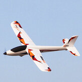 FMS FOX FMS069 800mm Wingspan V-Tail EPO RC Glider Airplane PNP for Trainer Beginner