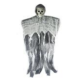 1 ADET 70x45cm Cadılar Bayramı Kafa Tası Asılı Hayalet Sahne Dekorasyon Sahne