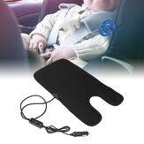 12 V 50x27 cm Kış Araba Bebek Oto Koltuğu Elektrikli Isıtma Kapak Koltuk Isıtıcı Pad ile Çakmak ve anahtarı