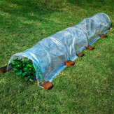 500x60x40cm Tunnel Greenhouse Outdoor Plant Insulation Anti-UV Anti Freezing Shed for Stand Agricultura Invernadero