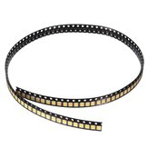 100PCS SMD3528 1210 1W 100LM Warm Wit LED Backlight DIY Chip Bead Voor Tv Toepassing