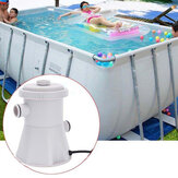 530 Gallon Swimming Pool Filter Pump Inflatable Pool Water Cleaning Tool Summer Bath Pools Accessories