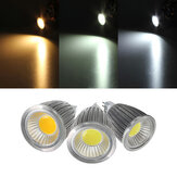 MR16 7W 700-750LM عاكس COB LED مصباح سبوت ضوء لمبات تيار منتظم / AC 12V