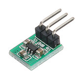 3 szt. Mini 2 w 1 DC Step Down Step Up Converter 1.8V-5V do 3.3V Moduł zasilania Geekcreit dla Arduino - produkty współpracujące z oficjalnymi płytami Arduino