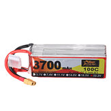 ZOP Power 22.2V 3700mAh 100C 6S Lipo Battery XT60 Plug for for FPV RC Drone