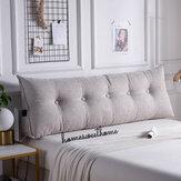 Треугольная подушка с клином, подушка для спинки, подушка для позиционирования, подушка для чтения, подушка для поясницы, со съемным чехлом