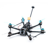 Flywoo HEXplorer LR 4 4S Hexa-copter PNP/BNF Analog Caddx Ant Cam 600mw VTX FPV Racing RC Drone
