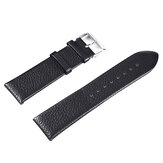 Kospet 24MM Genuine Leather Watch Band for Kospet Optimus Pro Optimus Hope Brave Lite Smart Watch Phonne