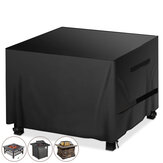 BBQ Cover Waterproof Drable Grill Protection Layer Dustproof Outdoor Camping Garden