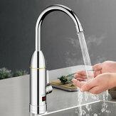 Elektrischer Warmwasserbereiter Tankless Küche Sofortiger Warmwasserbereiter Elektrischer Wasserhahn Heizungshahn 220V 3000W