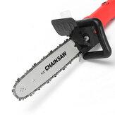 Drillpro Upgrade 11,5 cala Uchwyt łańcucha Chainsaw 100 125 150 Szlifierka kątowa do piły łańcuchowej