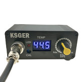 KSGER MINI STC LED T12 Soldering Iron Soldering Station Temperature Controller Upgraded Version