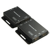 HDMI Extender with Loop IR Repeater Cable Over Ethernet Cat5e/6 up to 60M POE