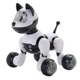 Inteligentny elektroniczny pies robota Pet Kids Walking Puppy Action Toys Kid Gift