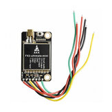 AKK FX2 Ultimate Mini International 5.8GHz 40CH 25mW / 200mW / 600mW / 1200mW Transmissor FPV comutável